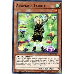 YGO CHIM-EN017 Aromage Laurel