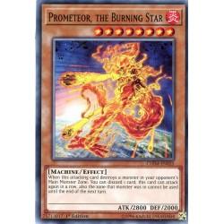 YGO CHIM-EN025 Prométéore, l'Étoile Brûlante/Prometeor, the Burning Star