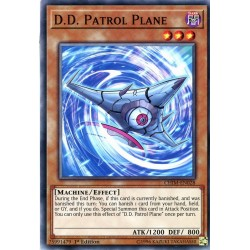 YGO CHIM-EN028 Avion de Patrouille D.D./D.D. Patrol Plane