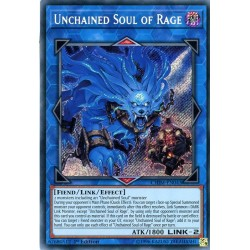 YGO CHIM-EN043 Âme Désenchaînée de la Rage/Unchained Soul of Rage