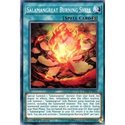 YGO CHIM-EN051 Coquille Brûlante Salamangrande/Salamangreat Burning Shell