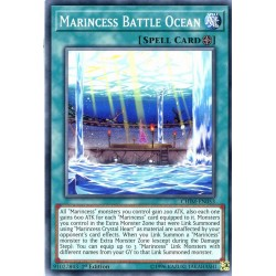YGO CHIM-EN053 Marincess Battle Ocean