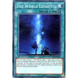 YGO CHIM-EN061 L'Héritage du Monde/The World Legacy