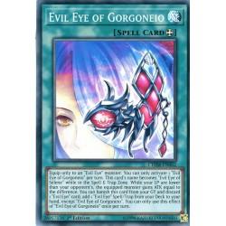 YGO CHIM-EN062 L'Œil Maléfique de Gorgoneio/Evil Eye of Gorgoneio