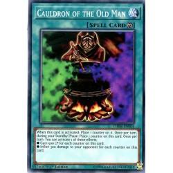 YGO CHIM-EN064 Chaudron du Vieillard/Cauldron of the Old Man