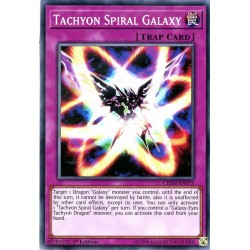 YGO CHIM-EN073 Tachyon Spiral Galaxy