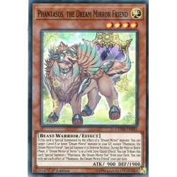 YGO CHIM-EN085 Phantasos, the Dream Mirror Friend