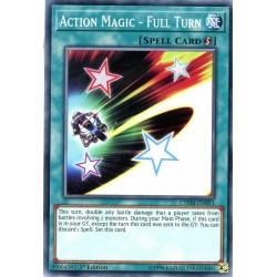 YGO CHIM-EN093 Action Magique - Tour Complet/Action Magic - Full Turn