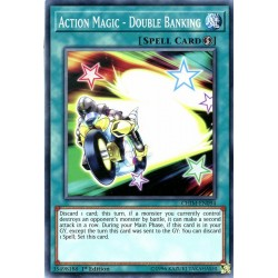 YGO CHIM-EN094 Action Magic - Double Banking