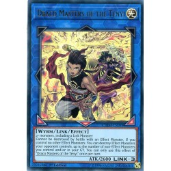 YGO CHIM-EN099 Draco Masters of the Tenyi