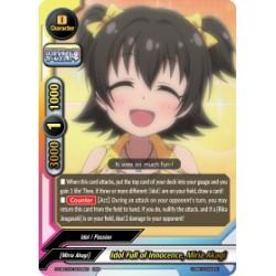 BFE S-UB-C03/0004EN RRR Idol Full of Innocence, Miria Akagi