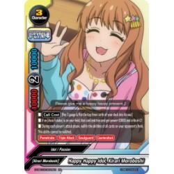 BFE S-UB-C03/0024EN RR Happy Happy Idol, Kirari Moroboshi