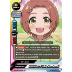 BFE S-UB-C03/0088EN U Idol With Lots of Vitality, Kaoru Ryuzaki