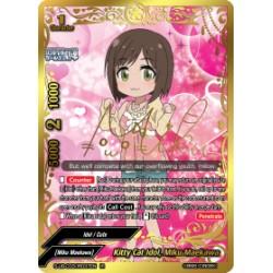 BFE S-UB-C03/IR037EN IR Kitty Cat Idol, Miku Maekawa