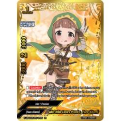 BFE S-UB-C03/IR047EN IR Idol Who Loves Pranks, Yuzu Kitami