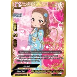 BFE S-UB-C03/IR052EN IR Idol Who Admires Smiles, Hiromi Seki