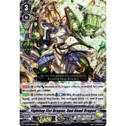 CFV V-BT07/004EN VR Fighting Fist Dragon, God Hand Dragon