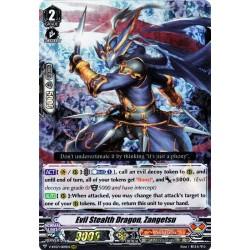 CFV V-BT07/009EN RRR Evil Stealth Dragon, Zangetsu