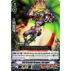 CFV V-BT07/010EN RRR Evil Stealth Dragon, Kurogiri