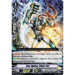 CFV V-BT07/012EN RRR Star-fighter, Silver Fist