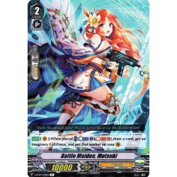 CFV V-BT07/029EN R Battle Maiden, Mutsuki