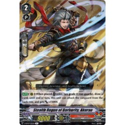 CFV V-BT07/035EN R Stealth Rogue of Barbarity, Akurao