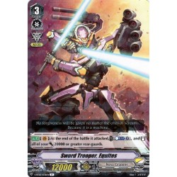 CFV V-BT07/038EN R Sword Trooper, Equites