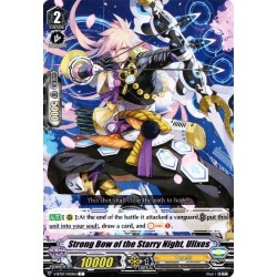 CFV V-BT07/050EN C Strong Bow of the Starry Night, Ulixes