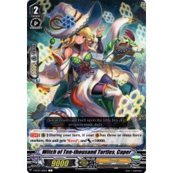 CFV V-BT07/051EN C Witch of Ten-thousand Turtles, Caper