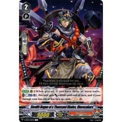CFV V-BT07/057EN C Stealth Rogue of a Thousand Blades, Oborozakura
