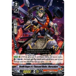 CFV V-BT07/057EN C Stealth Rogue of a Thousand Blades, Oborozakura