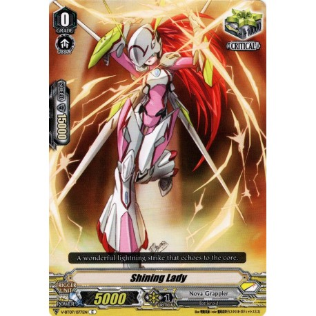 CFV V-BT07/077EN C Shining Lady