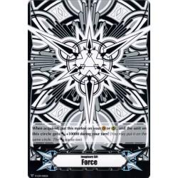 CFV V-GM/0111EN Marker Imaginary Gift Marker Force Astral Artwork (Black & White)