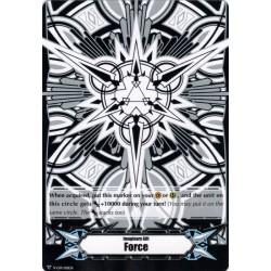 CFV V-GM/0111EN Marker Imaginary Gift Marker Force Astral Artwork (Black & White)