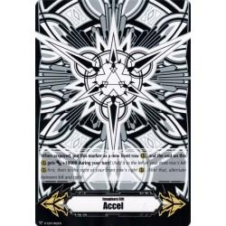 CFV V-GM/0112EN Marker Imaginary Gift Marker Accel Astral Artwork (Black & White)