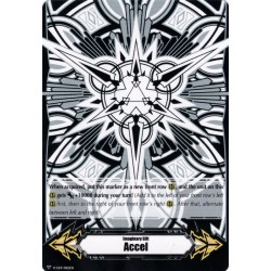 CFV V-GM/0112EN Marker Imaginary Gift Marker Accel Astral Artwork (Black & White)