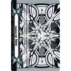 CFV V-GM2/0037EN Marker Imaginary Gift Marker II Force II Astral Artwork (Black & White)