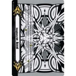 CFV V-GM2/0038EN Marker Imaginary Gift Marker II Accel II Astral Artwork (Black & White)
