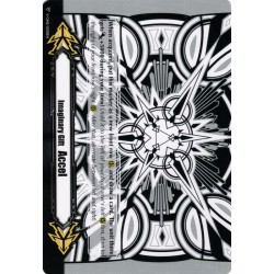 CFV V-GM2/0038EN Marker Imaginary Gift Marker II Accel II Astral Artwork (Black & White)