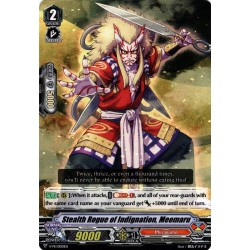 CFV V-BT07 V-PR/0100EN PR(Foil) Stealth Rogue of Indignation, Meomaru