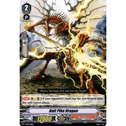 CFV V-BT07 V-PR/0101EN PR(Foil) Bolt Pike Dragon