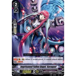 CFV V-BT07 V-PR/0106EN PR(Foil) Imprisoned Fallen Angel, Saraqael