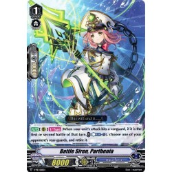 CFV V-BT07 V-PR/0111EN PR Battle Siren, Parthenia