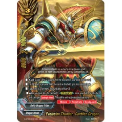 BFE S-BT06/0001EN RRR Evolution Thunder, Garblitz Dragon