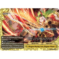 BFE S-BT06/0065EN C Dragon Slaying Arts, Ragnar Flame