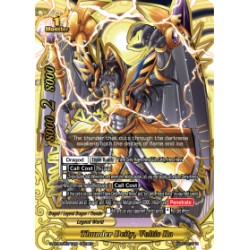 BFE S-BT06/0071EN Secret Thunder Deity, Voltic Ra