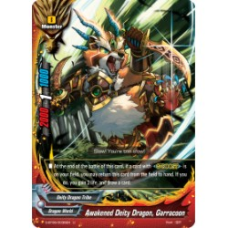 BFE S-BT06/0036EN Foil/U Awakened Deity Dragon, Garracoon