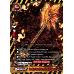 BFE S-BT06/0042EN Foil/U Searing Fang Spear Axe, Kijin Demon Slay