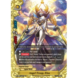 BFE S-BT06/0045EN Foil/U Angel Troop, Elza