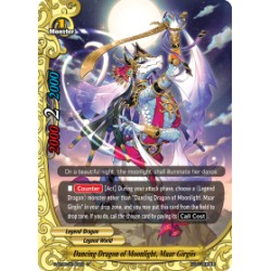 BFE S-BT06/0046EN Foil/U Dancing Dragon of Moonlight, Maar Girgiis